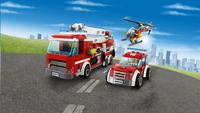 LEGO City 60110 Brandweerkazerne-Afbeelding 1