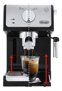 De'Longhi Machine à espresso ECP33.21.BK noir-Détail de l'article