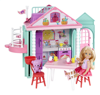 Barbie speelset Club Chelsea Clubhuis