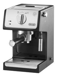 De'Longhi Machine à espresso ECP33.21.BK noir-Côté droit