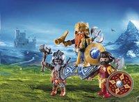PLAYMOBIL Knights 9344 Dwergenkoning-Afbeelding 1