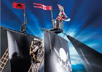 PLAYMOBIL Pirates 6678 Bateau Pirates des ténèbres-Image 3