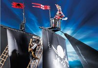 PLAYMOBIL Pirates 6678 Piraten aanvalsschip-Afbeelding 3