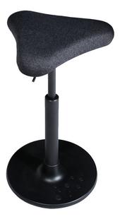 Topstar bureaukruk Sitness H1 zwart-Bovenaanzicht
