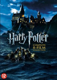 Dvd-box Harry Potter Complete 8-film collection-Vooraanzicht