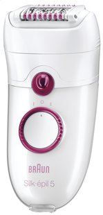 Braun épilateur Silk-épil Young Beauty Legs SE5185