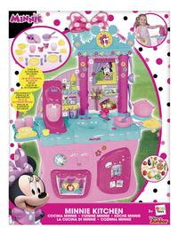 Cuisine Minnie avec 40 accessoires-Avant