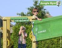 Jungle Gym tour Palace avec pont et toboggan bleu-Détail de l'article