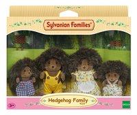 Sylvanian Families 4018 - Familie Egel-Vooraanzicht