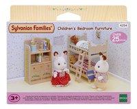 Sylvanian Families 4254 - Kinderslaapkamermeubels-Vooraanzicht