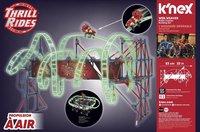 K'nex Thrill Rides Web Weaver-Achteraanzicht
