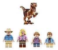 LEGO Jurassic World 75932 La poursuite du Vélociraptor - Jurassic Park-Détail de l'article