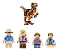 LEGO Jurassic World 75932 Jurassic Park Velociraptorachtervolging-Artikeldetail
