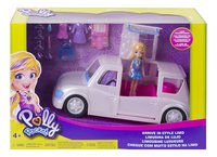 Polly Pocket limousine luxueuse-Avant