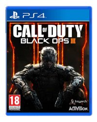 PS4 Call of Duty: Black Ops III ENG/FR