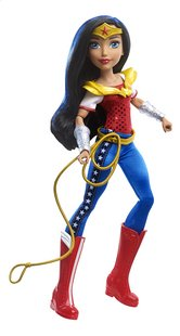 DC Super Hero Girls mannequinpop Wonder Woman-Linkerzijde