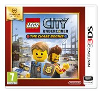 Nintendo 3DS LEGO City: Undercover - The Chase Begins Selects FR