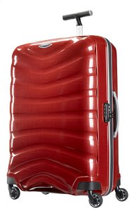 Samsonite Valise rigide Firelite Spinner chili-Aperçu