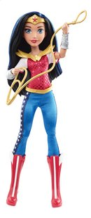 DC Super Hero Girls mannequinpop Wonder Woman-commercieel beeld