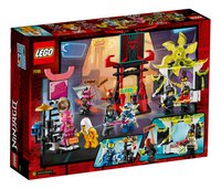 LEGO Ninjago 71708 Le marché des joueurs-Arrière