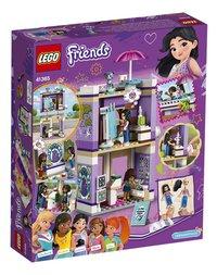 LEGO Friends 41365 L'atelier d'artiste d'Emma-Arrière