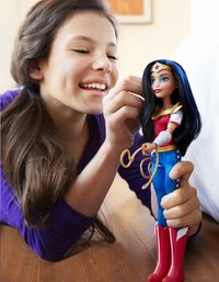 DC Super Hero Girls mannequinpop Wonder Woman-Afbeelding 1