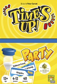 Time's Up ! Party FR