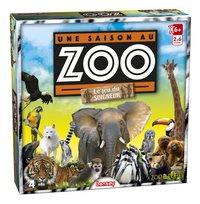 Une saison au zoo - Le jeu du soigneur-Côté gauche
