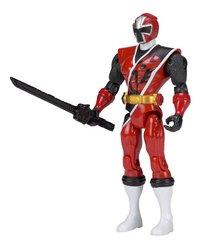 Actiefiguur Power Rangers Ninja Steel rood