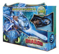 Figuur How to Train Your Dragon 3 Giant Fire Breathing Toothless-Linkerzijde