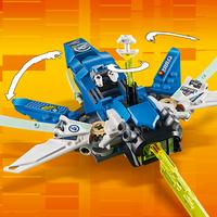 LEGO Ninjago 71709 Les bolides de Jay et Lloyd-Détail de l'article