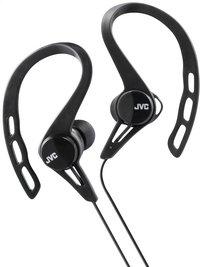 JVC oortelefoon HA-ECX20-B-E Clip Sport zwart