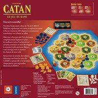 Catan - Le jeu de base-Arrière