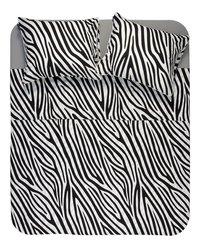 Ambianzz Housse de couette Zebra Skin coton-Avant