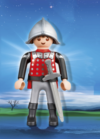 Playmobil Knights 4895 XXL Knight-Afbeelding 1