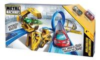 Zuru stuntbaan Metal Machines Construction Destruction-Vooraanzicht