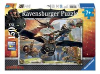 Ravensburger puzzle XXL Dragons En formation de vol-Avant