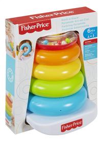 Fisher-Price Kleurenringpiramide-Linkerzijde