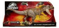 Jurassic World Dino Rivals - Bite 'N fight Tyrannosaurus Rex-Avant