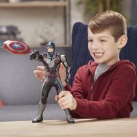 Hasbro figurine articulée Avengers Lance-bouclier Captain America-Image 1