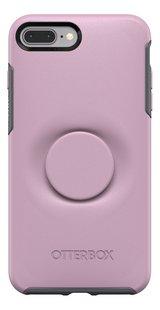 Otterbox cover Otter + Pop Symmetry Series Case voor iPhone 7 Plus/8 Plus Mauveolous-Achteraanzicht