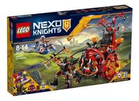 LEGO Nexo Knights 70316 Jestro's evil mobile-Vooraanzicht