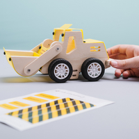 Stanley Jr. kit de construction Bulldozer-Image 4