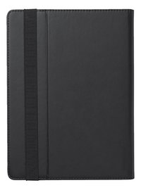 Trust universele tablethoes 10/ Primo zwart-Achteraanzicht