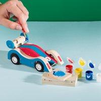 Stanley Jr. kit de construction Voiture de sport à rétrofriction-Image 4