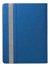 Trust Universele tablethoes 10/ Primo blauw-Achteraanzicht