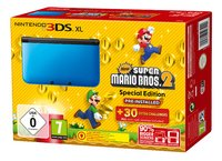 Nintendo 3DS XL console + New Super Mario Bros. 2 NL/FR