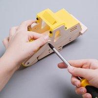 Stanley Jr. kit de construction Bulldozer-Image 5