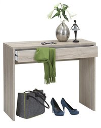 FMD Commode met 1 lade Checker eikdecor-Artikeldetail