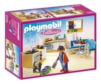 Playmobil Dollhouse 5336 Keuken met zithoek-Vooraanzicht